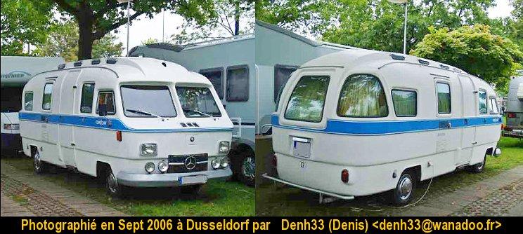 Un Mercedes croquignolet Denis33